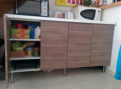 meuble cuisine tout en un buffet de cuisine ancien source ct maison meuble cuisine