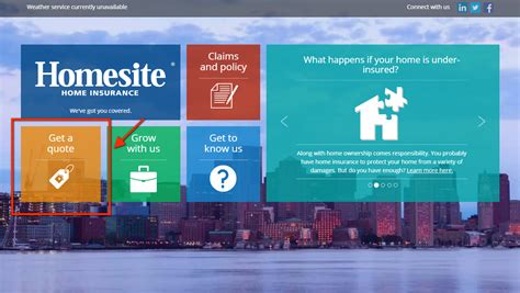 Get the coverage you need! Free Homesite Home Insurance Quote