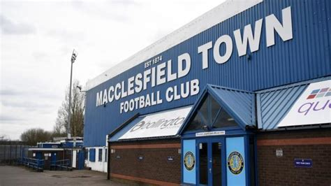 Macclesfield Town: League Two club given seven-point ...
