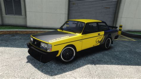 1983 Volvo 242 Turbo [tuning