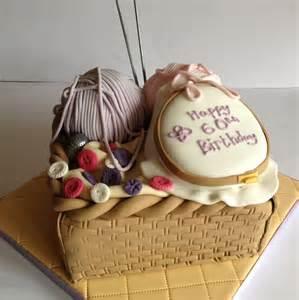 baby shower mums ideas knitting sewing theme cake