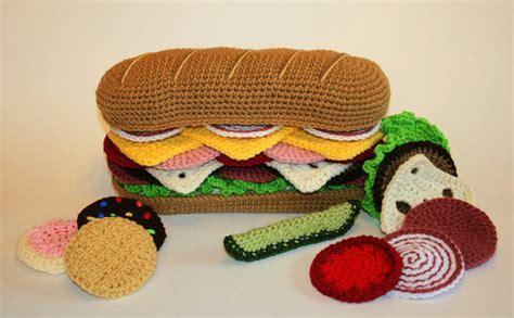 crochet cuisine whatthecool crochet foods
