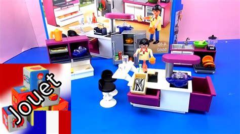 la cuisine d audinette démo de la cuisine playmobil construction et review de