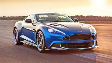 Aston Martin Vanquish S Is A Beauty With A 595bhp Beast Of