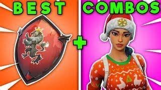 top  red shield skin cosmetic combinations fortnite