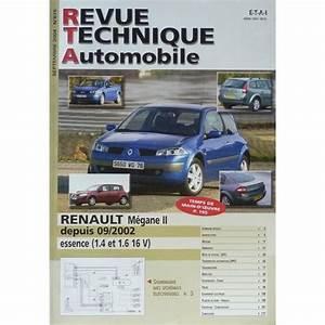 Revue Technique Megane 2 : rta revue technique automobile renault m gane ii essence ~ Maxctalentgroup.com Avis de Voitures