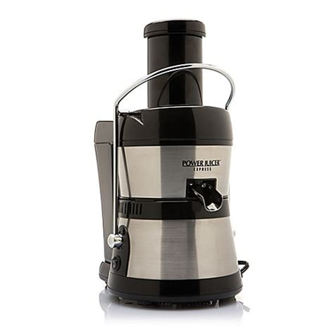 Bed Bath Beyond Juicer by Lalanne Mt1020 Stainless Steel Power Juicer Express
