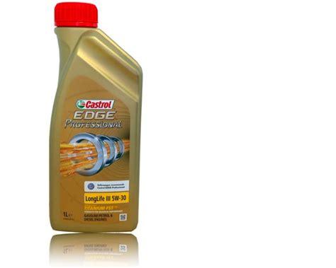 castrol 5w30 longlife 3 castrol edge 5w 30 professional longlife iii 1l ebay