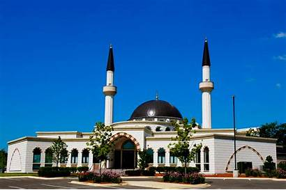 Salam Mosque Darus Whoever Walking Comes Running