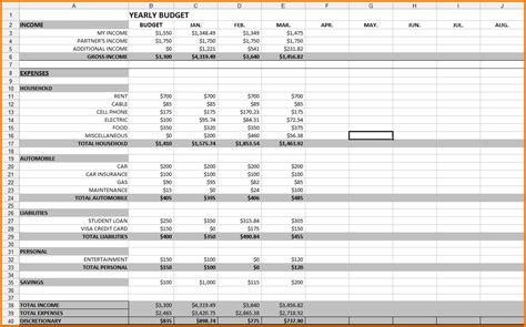 monthly budget spreadsheet budget spreadsheet monthly 12 month budget template excel monthly spreadsheet