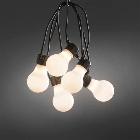 what is an opal light bulb konstsmide warm white led festoon light set 20 opal