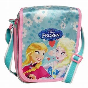 Bandolera Frozen Disney Flowers