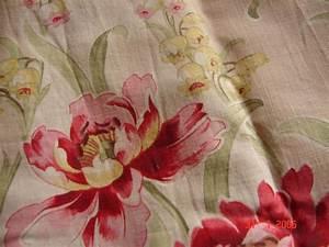Tissus Pour Double Rideaux : tissu d ameublement fleuri style anglais ~ Melissatoandfro.com Idées de Décoration