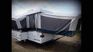 Used coleman niagara elite pop up camper rv for sale