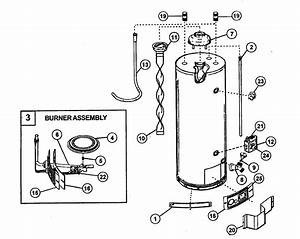 Kenmore Water Heater Parts