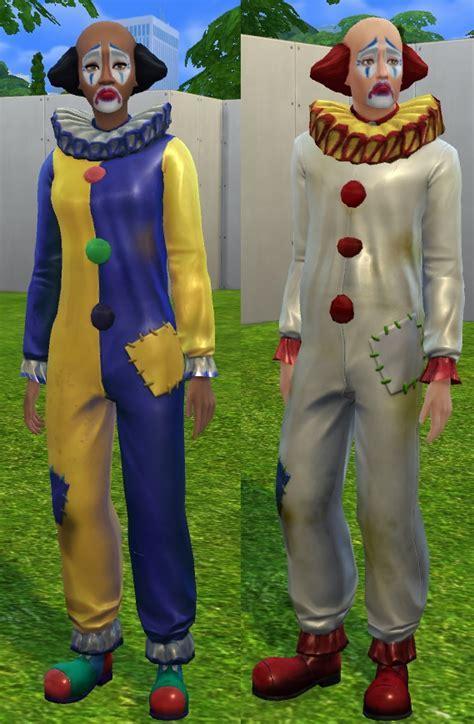 clown » Sims 4 Updates » best TS4 CC downloads
