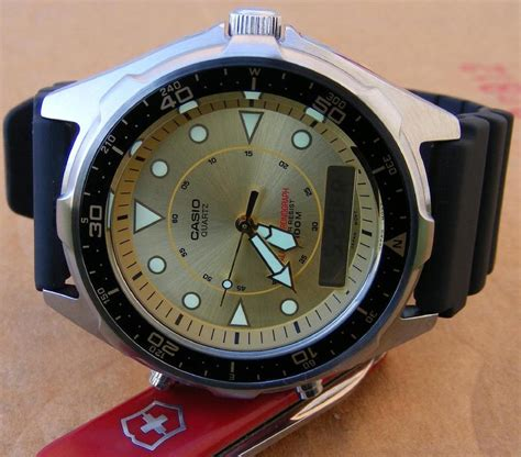casio amw  marine gear