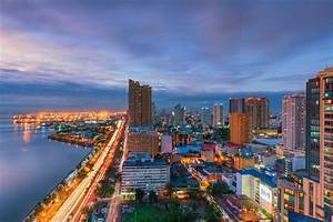 Peza, Buildings, In, Bay, Area, And, Pasay