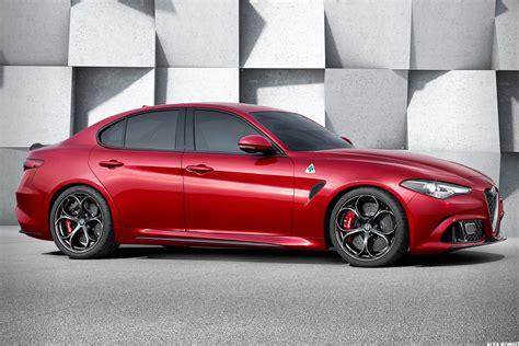 Fiat Chrysler (fcau) Unveils New Alfa Romeo Sedan As It
