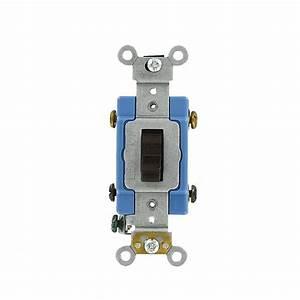 Leviton 15 Amp Industrial Grade Heavy Duty 3