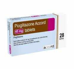 Pioglitazone - Accord Healthcare UK Pioglitazone