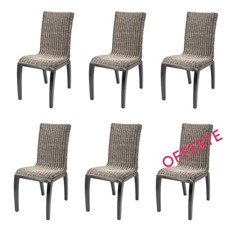 lot chaises pas cher chaises rotin pas cher 28 images lot 6 chaise rotin