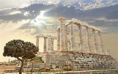 Ancient Greece Greek Ruins Fabulous