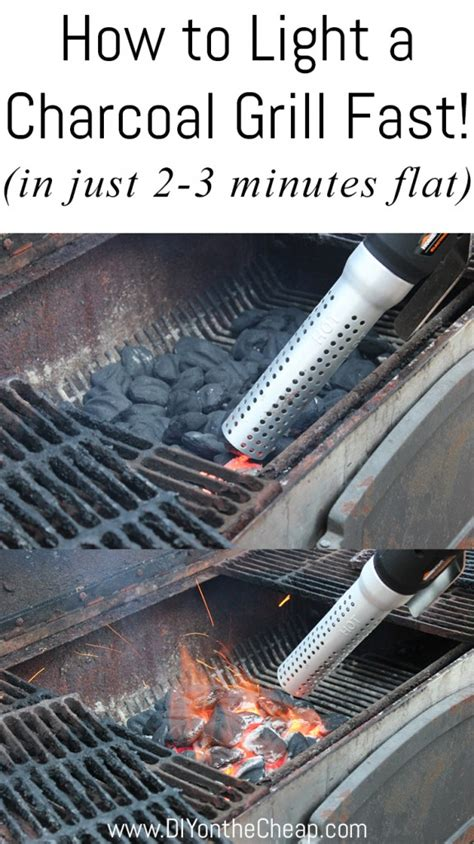how to light charcoal how to light a charcoal grill fast erin spain