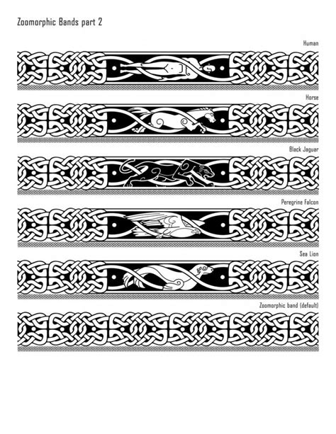 Granuaile's Tattoos - Iron Druid Chronicles | Druid tattoo, Celtic band tattoo, Viking tattoos