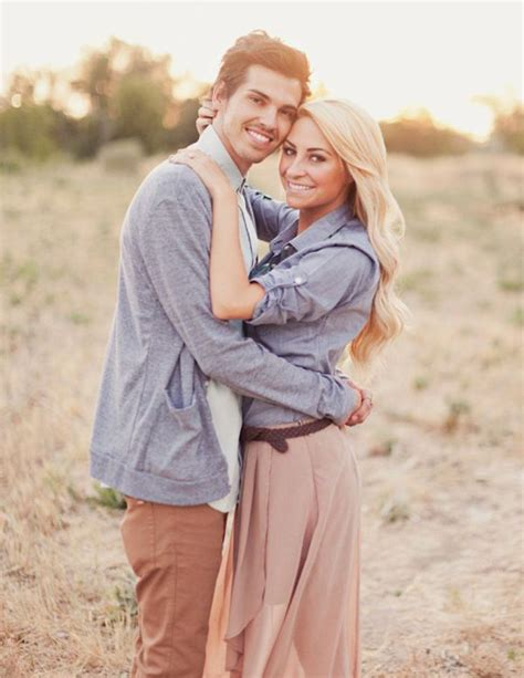 End of Summer Ice Cream Engagement Session - Inspired By This