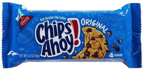 Youtube Schip Ahoy by Chips Ahoy Single Serve Lou Perrine S
