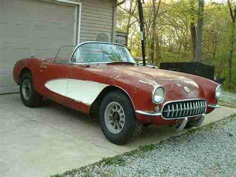 buy used 1957 corvette project car great for a restorod in st louis missouri area