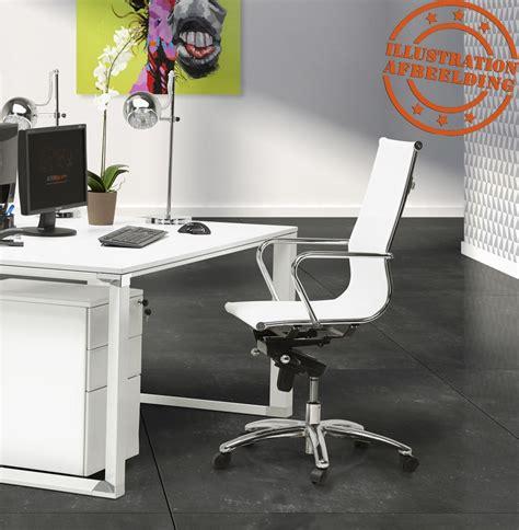 air bureau fauteuil de bureau moderne air blanc fauteuil design