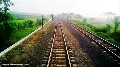 not naik kereta api pemandangan alam perjalanan darat naik kereta api