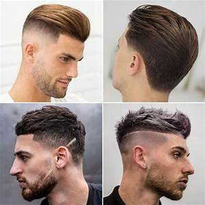 59 Best Fade Haircuts: Cool Types of Fades For Men (2020 ...