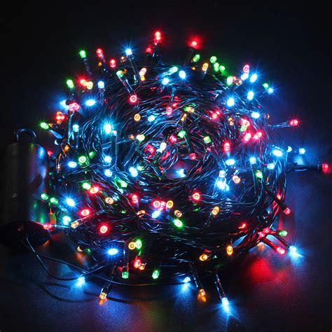 battery operated christmas string lights 300 led christmas xmas lights outdoor string light battery