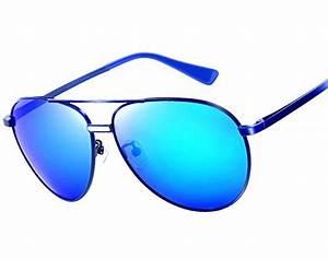 Sonnenbrille Polarisiert Damen : attcl 2015 unisex polarisiert uv400 schutz aviator ~ Kayakingforconservation.com Haus und Dekorationen
