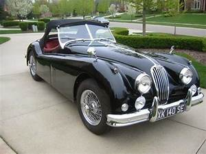 1957 Jaguar Xk140 For Sale In Mount Juliet  Tennessee