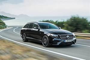 Mercedes Familiale : premi res impressions de la familiale mercedes benz e400 4matic 2017 la meilleure familiale au ~ Gottalentnigeria.com Avis de Voitures