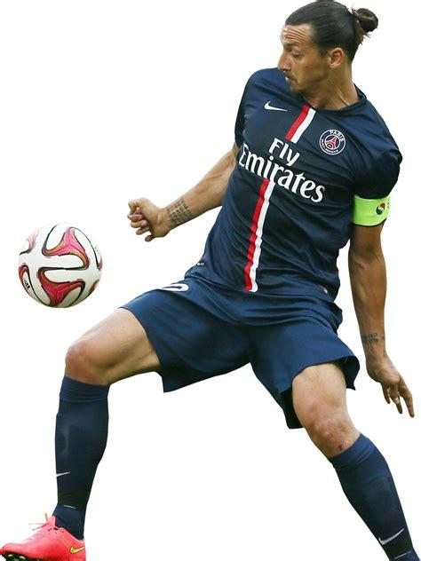 Zlatan Ibrahimovic football render - 6462 - FootyRenders