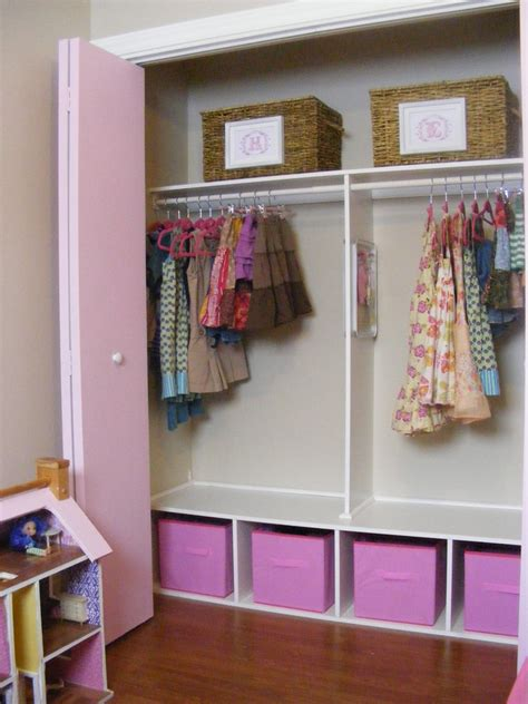 An Organized {and Girly} Closet For Two  The Complete
