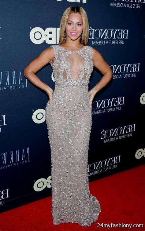 beyonce red carpet dresses looks | B2B Fashion