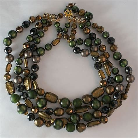 de mario vintage costume jewelry images