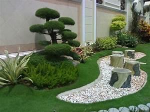 Idee Deco Jardin : 45 id es jardin minimaliste et zen pour cr er une ambiance ~ Mglfilm.com Idées de Décoration