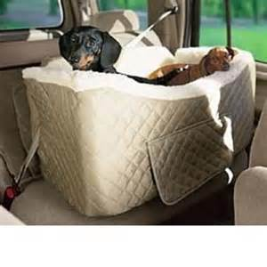 Pet Car Booster Seat for Large Dogs