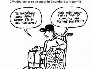 Conduire Sans Permis : le dessin du jour jeunesse insouciante ~ Medecine-chirurgie-esthetiques.com Avis de Voitures