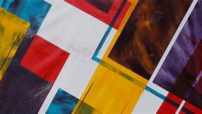 Abstract 4k Colorful Desktop Abstrak Wallpapers Computer