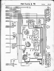 Ford Fairlane 500 Radio Schematic