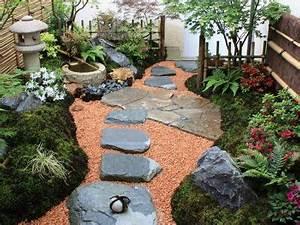 un jardin japonais dans la region lyonnaise du paysagiste With charming deco jardin zen exterieur 1 deco jardin zen miniature