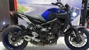 Yamaha Mt09 2017 : yamaha mt 09 facelift 2017 new youtube ~ Jslefanu.com Haus und Dekorationen